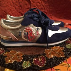 NWOT AUTHENTIC TORY BURCH TRAINER BRIELLE NAPPA👟